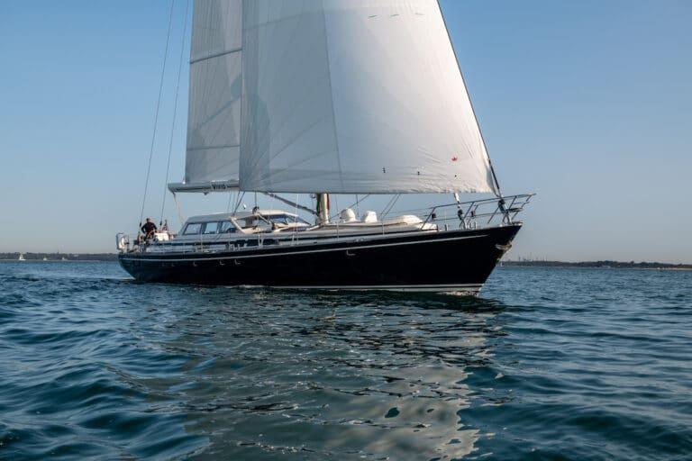 Vivid Jongert Sailing Yacht - Sailing 2
